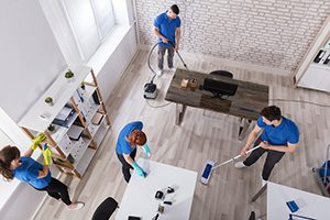 End of tenancy cleaning list