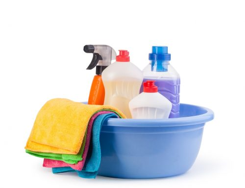 DIY All Purpose Cleaner Without Vinegar