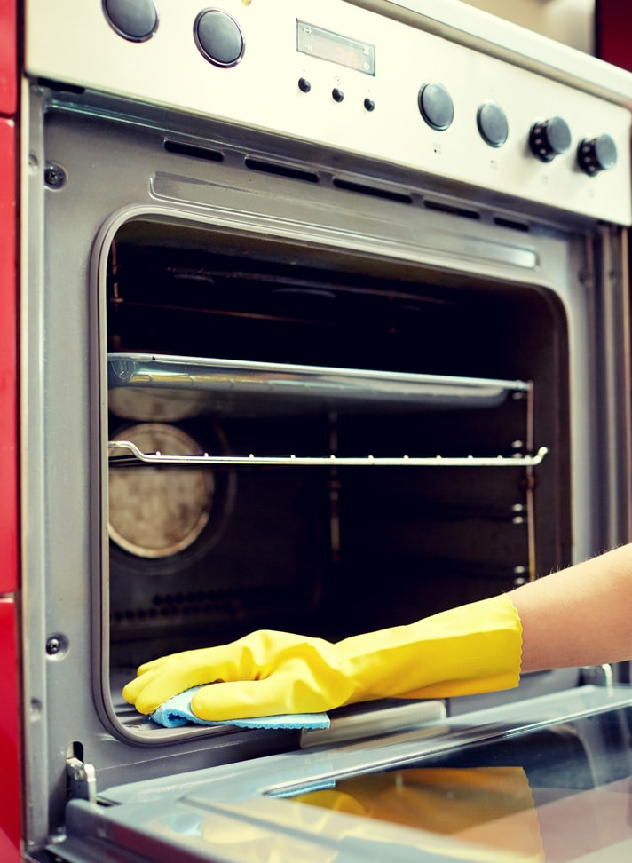 self-cleaning oven dangers