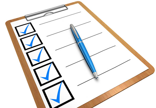 must do's checklist before end of tenancy cleaners