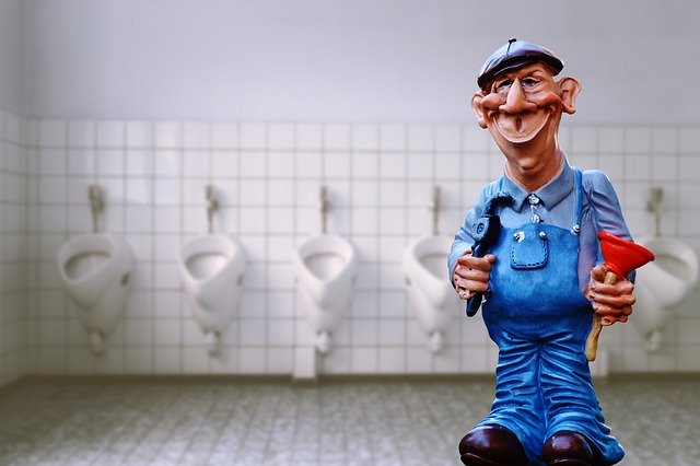 plumbers for limescale issues