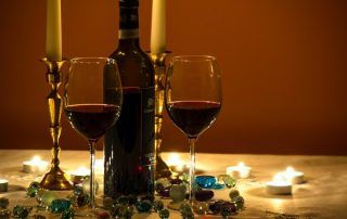 how to get red wine out of carpets