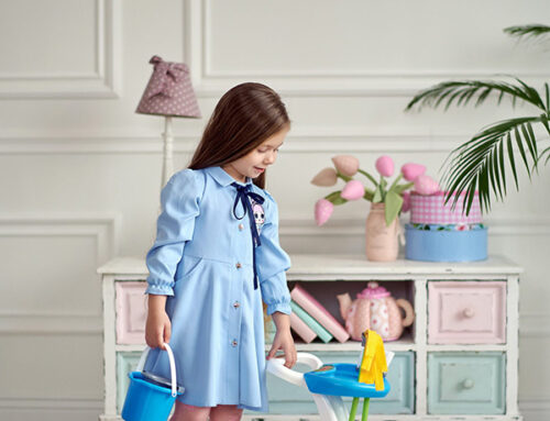 How To Include Your Kids in Cleaning the House